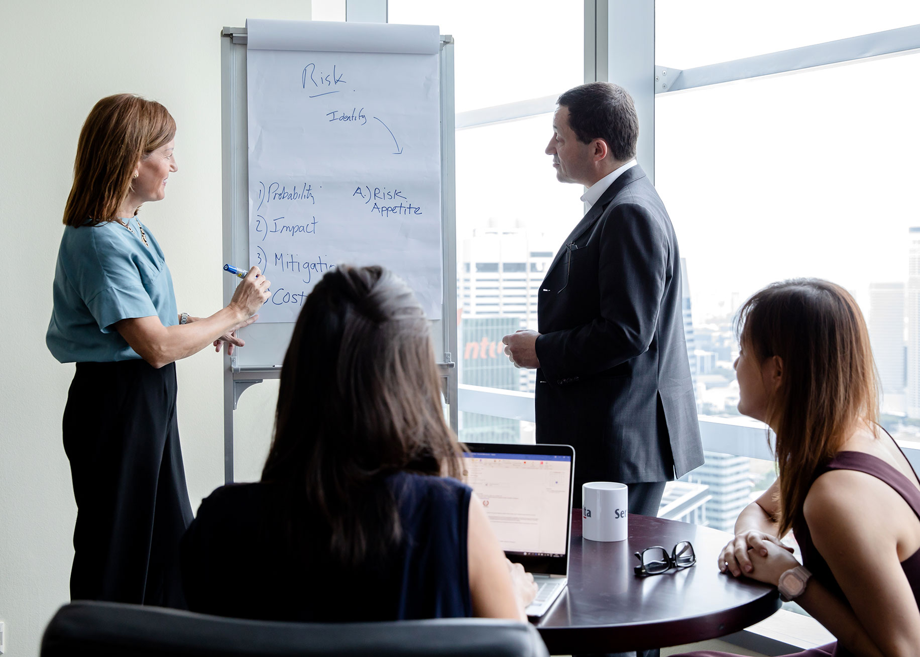 How businesses should face the challenge of transformation